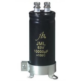 Screw type aluminum electrolytic capacitors