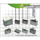 JFS Motor Starting Film Capacitors