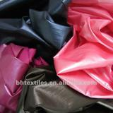 polyester 190T taffeta with coating