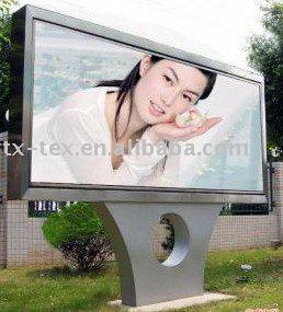 PVC coated color banner