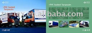 PVC Tarpaulin/waterproofing vinyl