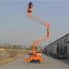 self propelled or towable telescopic boom lift