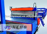 construction reinforcing wire mesh welding machine