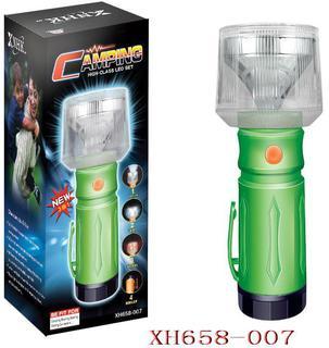 XH658-007 multifunction flashlight torch