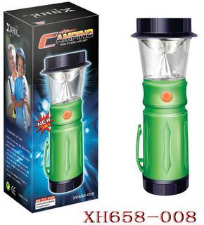 XH658-008A multifunction flashlight torch