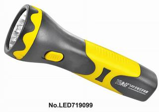 LED719099 LED Rechargeable led flashlight torch
