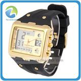 2012 fashion digital watch analog digital wrist watch