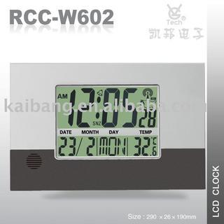 RCC LCD CLOCK