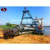 sand dredge with dredging depth 10m