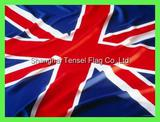 Union jack flag polyester lower price ISO9001