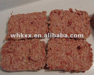 2012 fresh Halal Canned corned beef