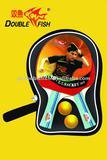 Double Fish CK 307 Table Tennis Racket Set