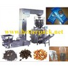 automatic nuts pack machine  weighing forming filling sealing machine