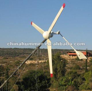 2000W micro home wind energy turbines