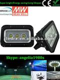 factory promotional price high lumen high efficiency 3 to 20 meters height 3 head IP65 200W badminton court LED light