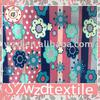 100% cotton combed printed poplin fabric prints