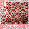 100% cotton combed printed poplin fabric