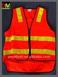 orange high visibility vest with En471 Standard