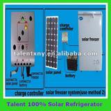 100% Solar Refrigerator For Family