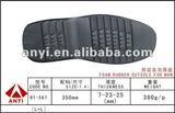rubber anti-slip sole/eva outsoles texture pattern