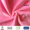 Plain super soft Velboa Fabric Minky fabric