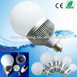 9W High Power Shenzhen LED Bulb Lamp E27