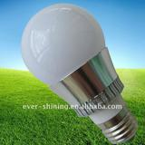 3*1W E27 LED bulb light