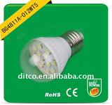 hot G48 2.0W LED light bulb E27