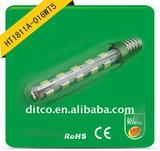 T18 2.5W E14 LED BULB for refrigerator
