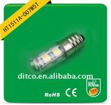T15 1W LED BULB use in refrigerator