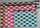 portable file folder bag,zipper file bag