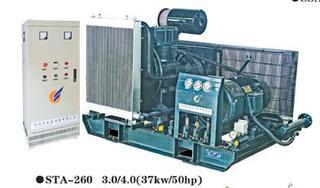 piston air compressor (STA-260-3.0/40)