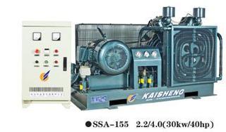 high pressure air compressor (SSA-155-2.2/40)