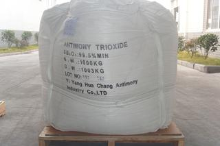 Huachang Industry antimony trioxide Sb2O3 99.8 with Big bags