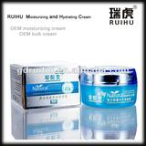 Man and Woman Moisturizing and Hydrating Cream