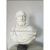 white marble bust for sale