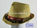 12906 Paper Straw 2012 Men Mexico Fashion Style Hat