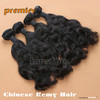 Natural Wave Virgin Chinese Remy Human Hair Extension