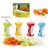 Vegetable Spiral Slicer, Spiralizer Spiral Cutter for Healthy Vegetable Meals