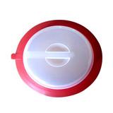 New design silicone lids