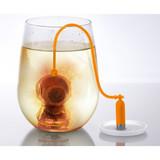 Deep TEA Diver Infuser Loose Leaf Tea Bag