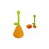 Set of 2 (Pear) Silicone Tea BagTea Mesh StrainerTea Infuser