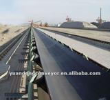 Conveyor system .DTII Rubber Belt conveyor
