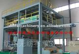 pp spunbond nonwoven fabric making machinery