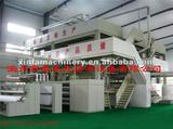 nonwoven manufacturing machine