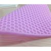 Square silicone coaster