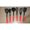 plastic kitchen utensil set