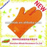 silicone rubber gloves and oven mitts