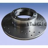 Shuguang auto brake disc rotor,ventilated brake disc