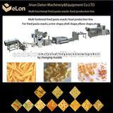 Multi functional fried pasta making machine